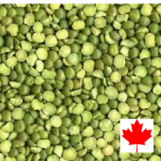 Peas, Green Split 11.34 KG